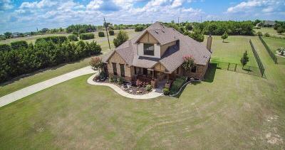 Waxahachie Single Family Home For Sale: 103 Cedar Park Court
