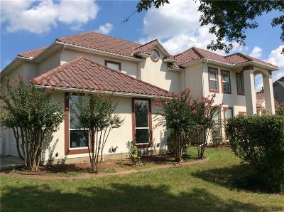 Cedar Hill Single Family Home For Sale: 631 Oak Tree Cove