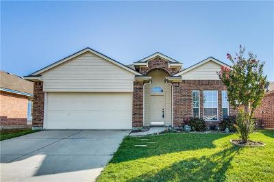 Fort Worth TX Single Family Home Active Option Contract: $195,000