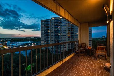 Dallas Condo For Sale: 3831 Turtle Creek Boulevard #10E