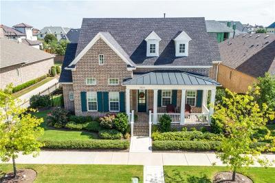 Frisco Single Family Home For Sale: 3624 San Gabriel Avenue