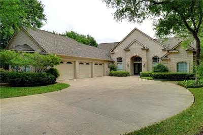 Fort Worth Single Family Home Active Option Contract: 8833 Random Road