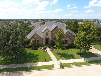Flower Mound Single Family Home Active Option Contract: 2609 Mont Clair Drive