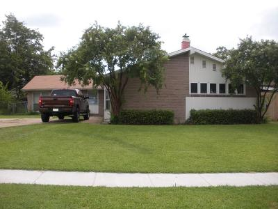 Farmers Branch Single Family Home For Sale: 2954 Candlewick Lane