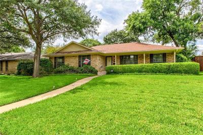 Single Family Home For Sale: 9310 Hunters Creek Drive