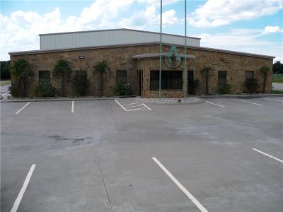 Buffalo, Fairfield, Kirvin, Oakwood, Streetman Commercial For Sale: 335 Industrial Street