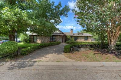 Denton Single Family Home For Sale: 2004 Laurel Street