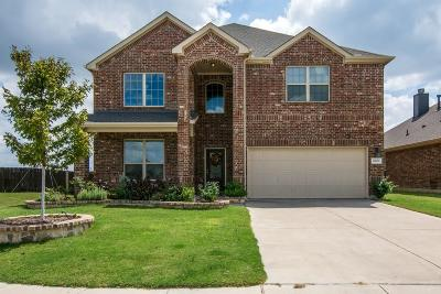 McKinney Single Family Home Active Option Contract: 10005 Sailboard Drive