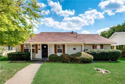 Garland Single Family Home For Sale: 3418 High Plateau Drive