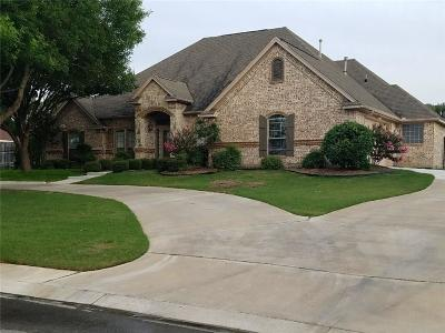 Haslet Single Family Home Active Contingent: 129 Applewood Lane