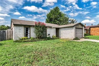 Allen Single Family Home For Sale: 512 Fairhaven Drive