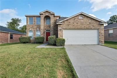 Little Elm Single Family Home For Sale: 2305 Hickory Court