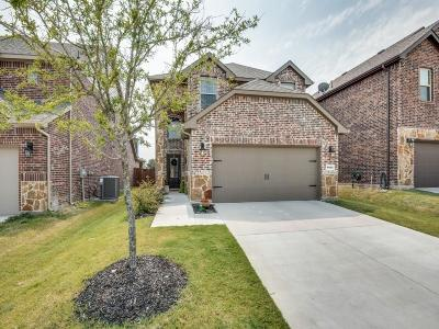 McKinney Single Family Home Active Option Contract: 9933 Copperhead Lane