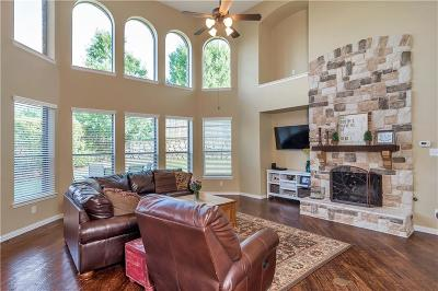 Keller Single Family Home For Sale: 428 Crystal Glen Drive