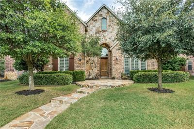 Frisco Single Family Home Active Option Contract: 2165 Sandy Creek Drive