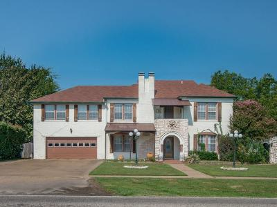 Edgewood Single Family Home For Sale: 402 S Houston Street