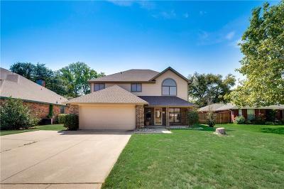Mansfield Single Family Home For Sale: 1523 Bridge Water Lane