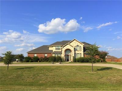 Terrell Single Family Home For Sale: 3055 Belmont Lane