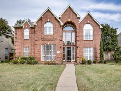 Coppell Single Family Home For Sale: 1304 Coral Drive