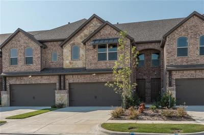 Murphy Townhouse For Sale: 710 Steppe Drive