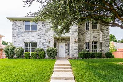 Allen Single Family Home For Sale: 900 Heritage Parkway S
