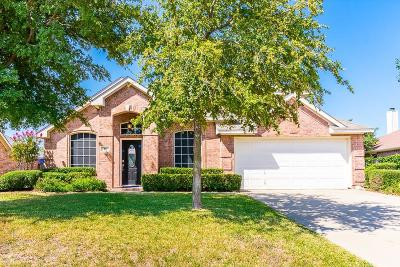 Mansfield Single Family Home For Sale: 15 Mary Lou Court