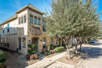 Mckinney Townhouse For Sale: 5620 Conch Train Road