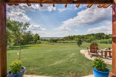 The Colony Single Family Home For Sale: 7521 W Shore Drive