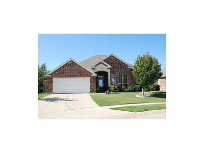 Mckinney Single Family Home Active Option Contract: 101 Lacrosse Lane