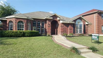 Allen Single Family Home For Sale: 1013 Winslow Drive