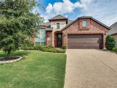 McKinney Single Family Home Active Option Contract: 5620 Fox Chase Lane