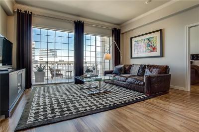Dallas Condo For Sale: 3225 Turtle Creek Boulevard #942