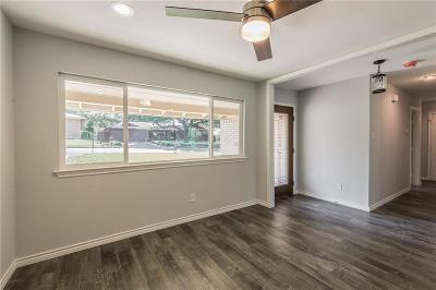 Hurst Single Family Home For Sale: 1021 Cavender Drive