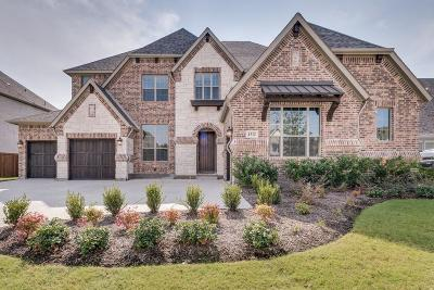 Mckinney Single Family Home Active Contingent: 1312 Capilano Way