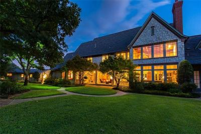 Colleyville Single Family Home For Sale: 6113 Bransford Road