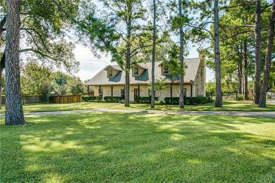 Southlake Single Family Home For Sale: 2775 Florence Road
