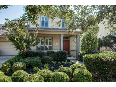 Wylie Single Family Home Active Option Contract: 907 Chickesaw Lane