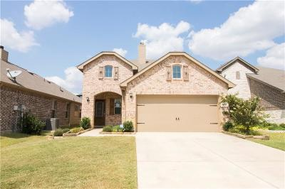 Prosper Single Family Home For Sale: 16117 Crosslake Court