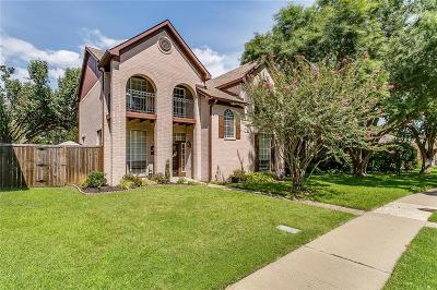 Coppell Single Family Home For Sale: 612 Burning Tree Lane