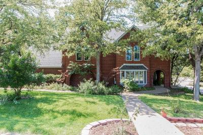 Highland Village Single Family Home For Sale: 505 Lanier Way