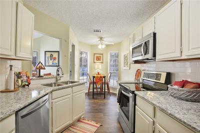 Dallas Single Family Home Active Option Contract: 18039 Whispering Gables Lane