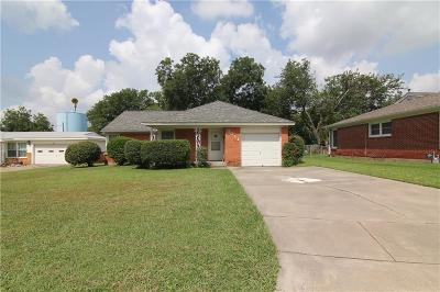 Richland Hills Single Family Home Active Option Contract: 3011 Willow Park Street