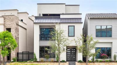 Plano Single Family Home For Sale: 6105 Preserve Drive