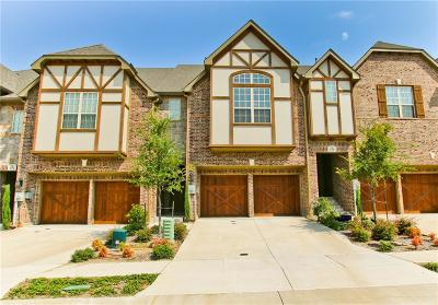 Lewisville Townhouse For Sale: 575 Hampshire Drive