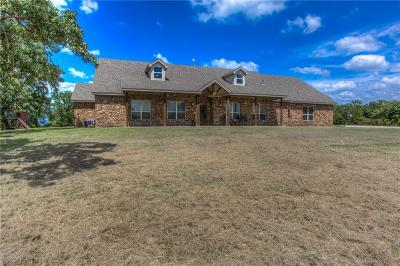 Azle Single Family Home For Sale: 103 Private Road 4862 Road