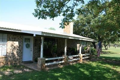 Brownwood Single Family Home For Sale: 550 Country Oaks Lane
