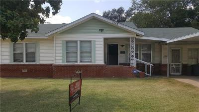 Haltom City Single Family Home For Sale: 3549 Beverly Drive