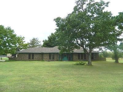 Terrell Single Family Home For Sale: 16771 County Road 245