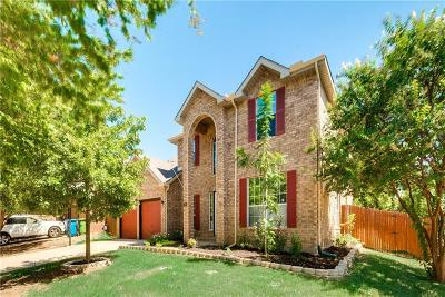 Flower Mound Single Family Home Active Option Contract: 2900 Shadow Oak Court