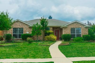 Murphy Single Family Home Active Option Contract: 1219 Ranger Road